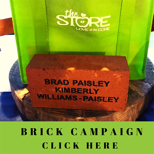 Brick by Brick Campaign
